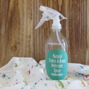 BrenDid Room and Fabric Refresher Spray DIY
