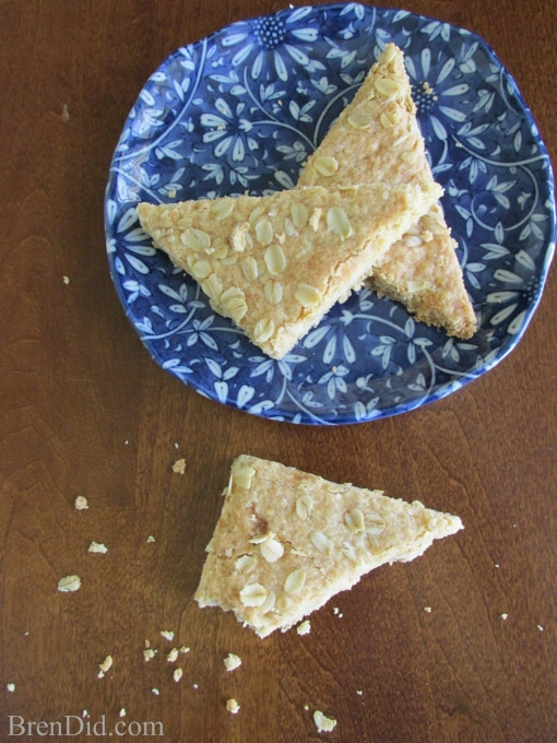 Toasted Flour Shortbread Recipes — Dishmaps