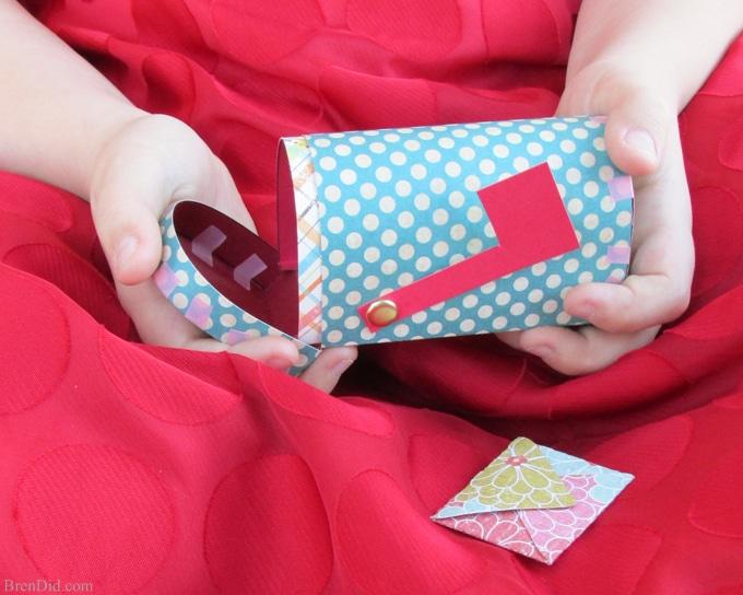 Valentine Mailbox Craft