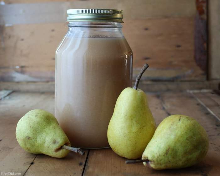 and pear leather are easy pear recipes to make with fresh pears. Pear ...
