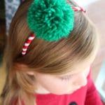 How to Make a Pom Pom Headband