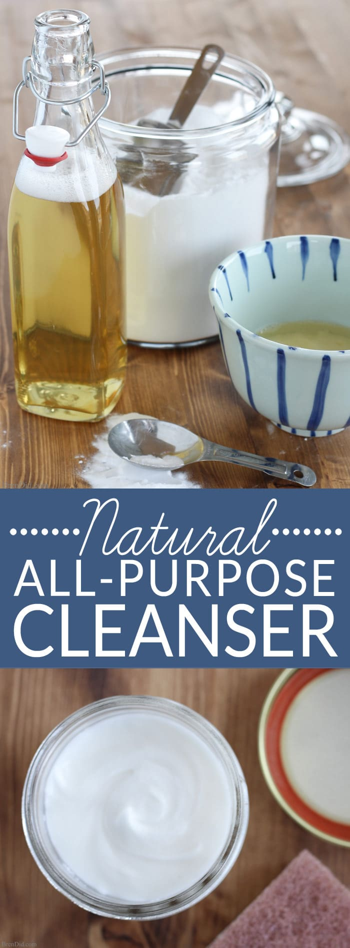 Natural All Purpose Cleanser Bren Did