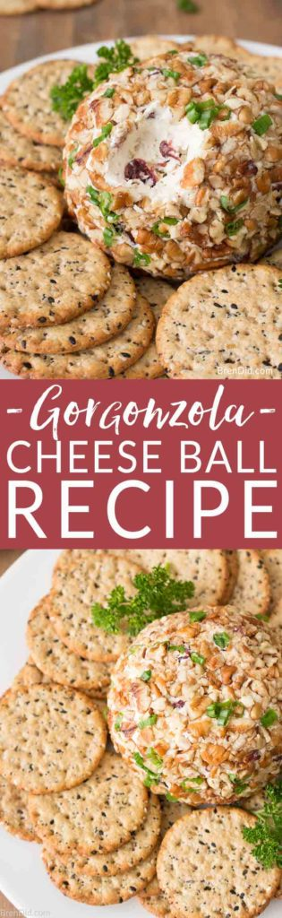 Gorgonzola Cheese Ball Pin
