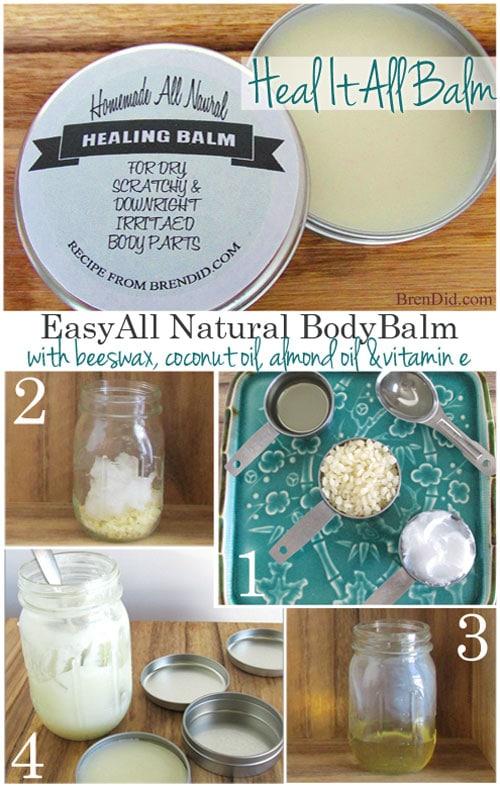BrenDid Healing Dry Skin Balm