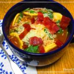Tortellini Tomato Soup Recipe (Soup-er Fast Dinner)