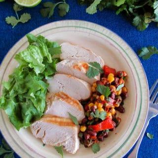 BrenDid Black Bean and Corn Salad