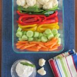 Eat More Vegetables & Easy Ranch Dressing Recipe