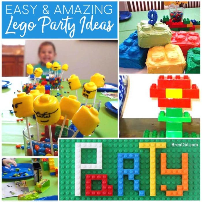 Easy Lego Birthday Party Ideas For An Amazing Home