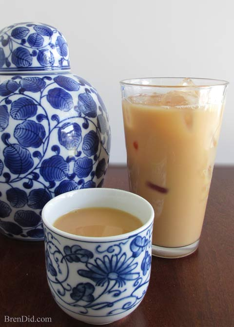 BrenDid Hong Kong Style MIlk Tea Recipe