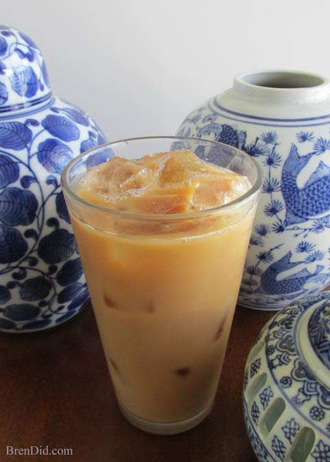 Brendid Hong Kong Style Milk Tea Yuanyang Recipe