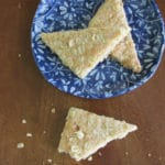 Toasted Oatmeal Shortbread Recipe