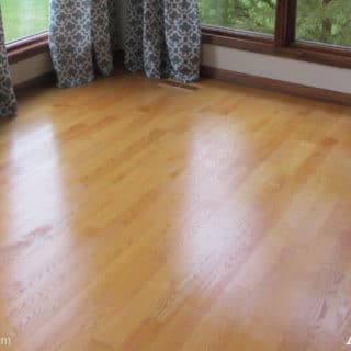 Non-Toxic All Natural Restorer for Hardwood Floors