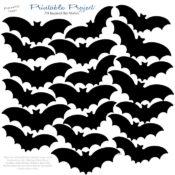 Pottery Barn Kids Inspired Bat Chandelier