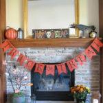 PB Kids Inspired Trick or Treat Halloween Banner DIY