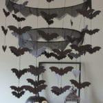PB Kids Inspired Bat Halloween Chandelier