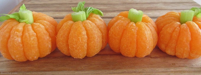sick of so much sugar at halloween these healthy halloween snack ideas are fun for - Halloween Trets