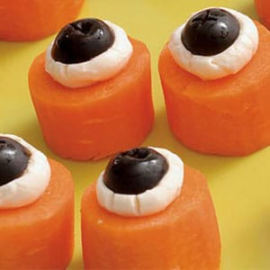 BrenDid Healthy Halloween Treats