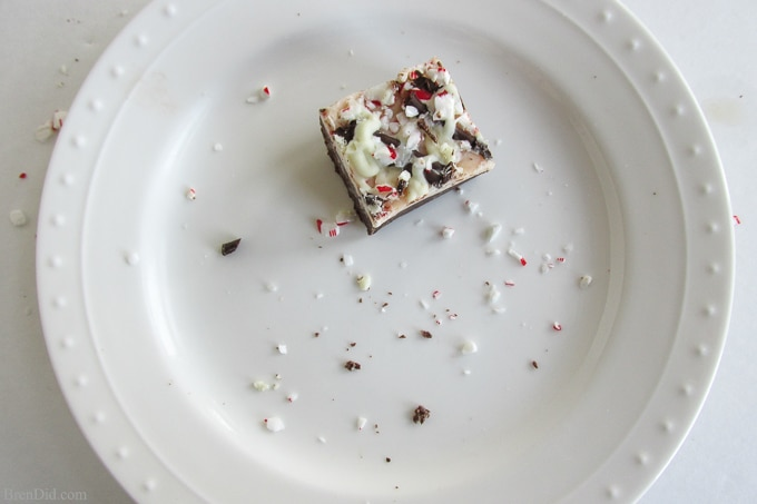 New Peppermint Bark Recipe Easy Chocolate Fudge