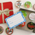 Gift Card Holder Idea with Easy Magnet DIY
