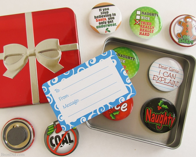 Gift Card Holder Idea With Easy Magnet Diy Bren Did