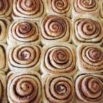 Easy One Hour Cinnamon RollsRecipe