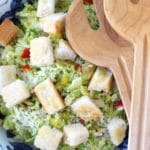 Shredded Brussels Sprouts Salad Recipe