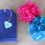 Easy Papercraft: Tea Party Invitation & Gift Bags