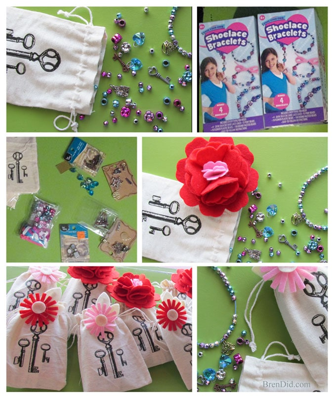 ever after high party charms and bracelets