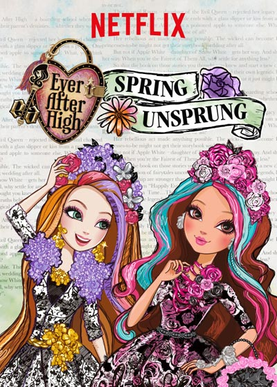 ever after high from Netflix