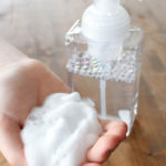 Easy All-Natural Foaming Hand Soap DIY