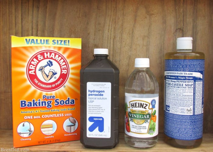 Green Cleaning Ingredients You Should Never Mix - Bren Did
