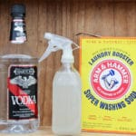Natural Bathroom Disinfectant Cleaner