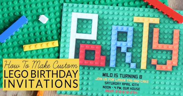 Free Printable Lego Party Game Guess the Number of Legos Bren Did – Lego Party Invitations Printable