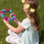 How to Make Tassel Flower Crowns