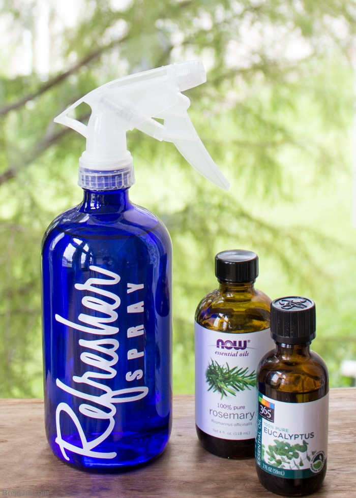 homemade air freshener, DIY Febreeze Room Refresher Spray - Easy, Non-Toxic, All-Natural room and fabric refresher spray. This easy DIY deodorizer eliminates odors all over the house.