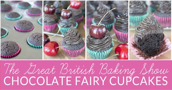 Mary Berrys Fairy Cakes Chocolate Cupcake Recipe Bren Did