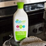 Non-toxic Cleaning with ecover Cream Scrub