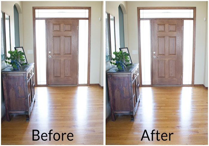 How To Clean Laminate Flooring Naturally Alyssamyers