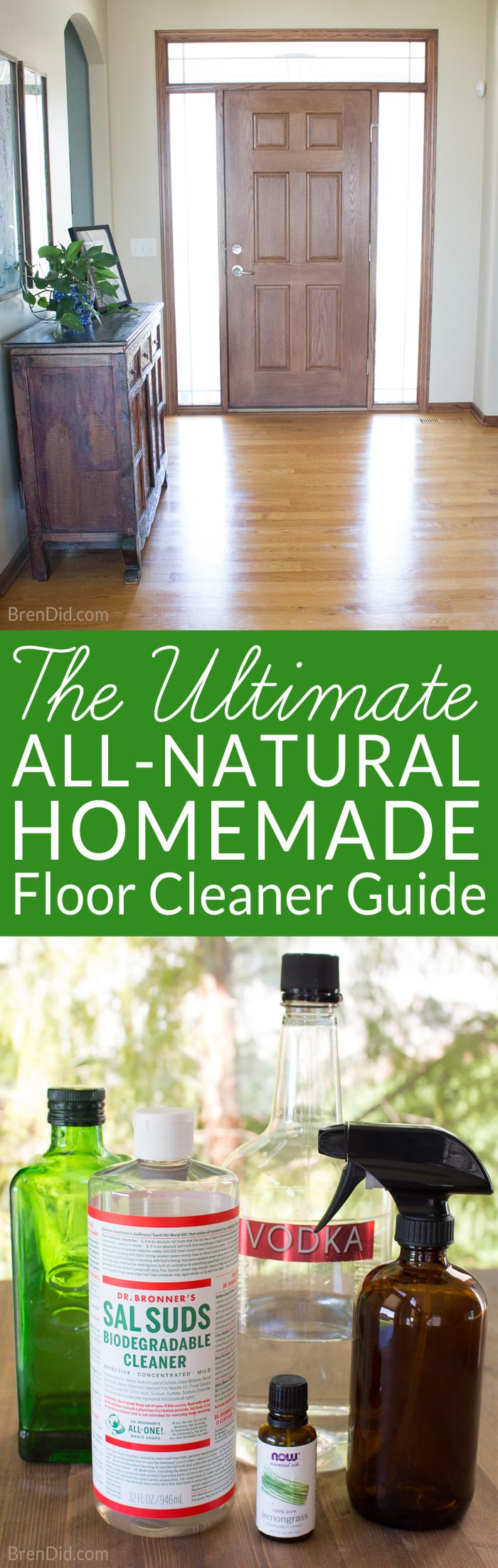 Cleaning floors can be a chore. Keep your hard surfaces in tip top shape with