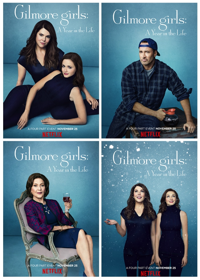 Gilmore Girls: A Year in the Life will be released on November 25. Celebrate the premiere and all thing Gilmore with these amazing ideas including the best Gilmore Girls party invitations, Gilmore Girl themed drinks, Gilmore printable decor, and Gilmore food ideas! A special thanks to Netflix for sponsoring this post.