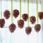 Decorating with Pine Cones: 30 Crafts