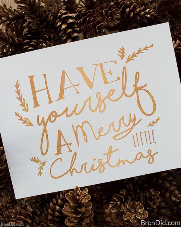 Christmas Printables 7