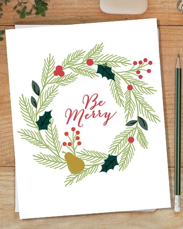 Christmas Printables 10