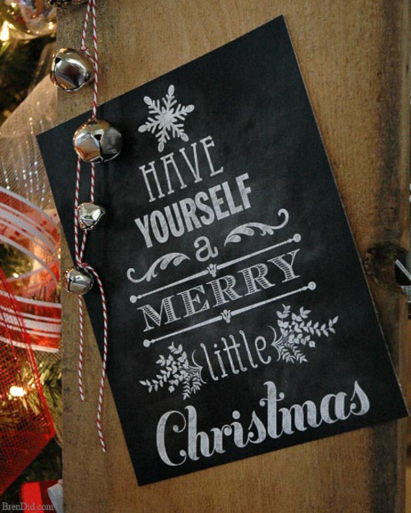 Christmas Printables 21