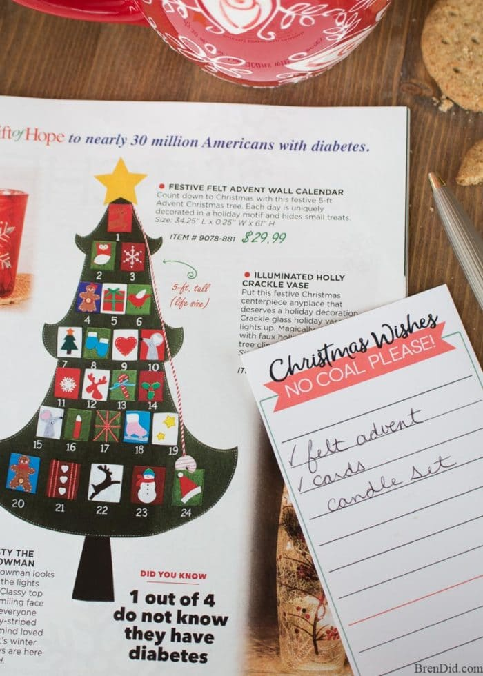 Has your life been touched by diabetes? Shop the American Diabetes Association Gift of Hope Catalog to support diabetes research this holiday season. It's a small act that has BIG returns! #sponsored