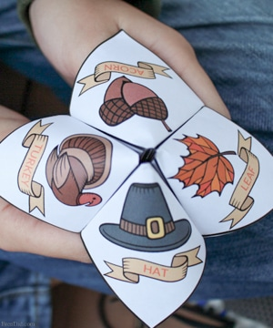 Autumn is a season of thankfulness. Take advantage of the teachable moments the season has to offer with easy Thanksgiving crafts that teach kids to express gratitude. Free printable activities from preschool to teen.