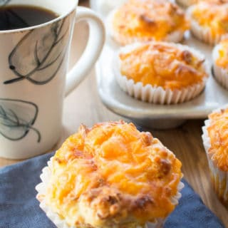 The Best Ham, Egg and Cheese Breakfast Muffins