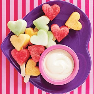 easy and healthy valentines day treats are perfect for school parties after school snacks