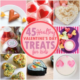 45 Healthy Valentine's Day Treats For Kids