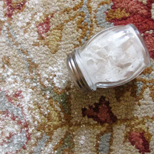 carpet powder to Naturally Scent Your Home